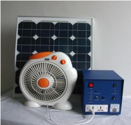 Home Solar Sistem 60Watt - Paket Listrik Tenaga Surya