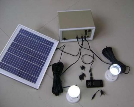 Home Solar Sistem 20Watt - Paket Listrik Tenaga Surya